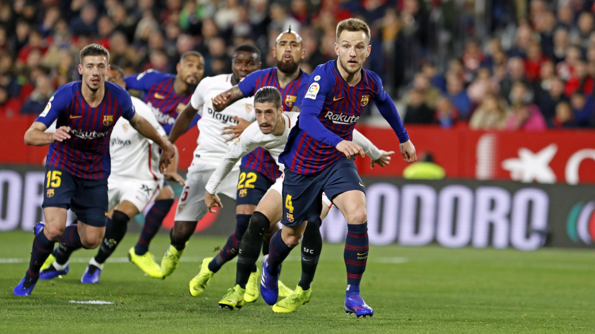 Барселона – Севиля