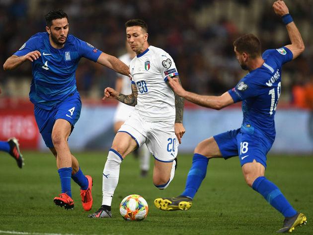 Италия - Гърция
