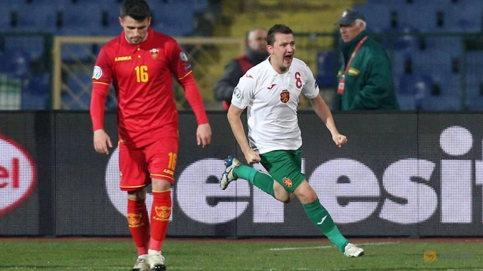 Черна гора - България