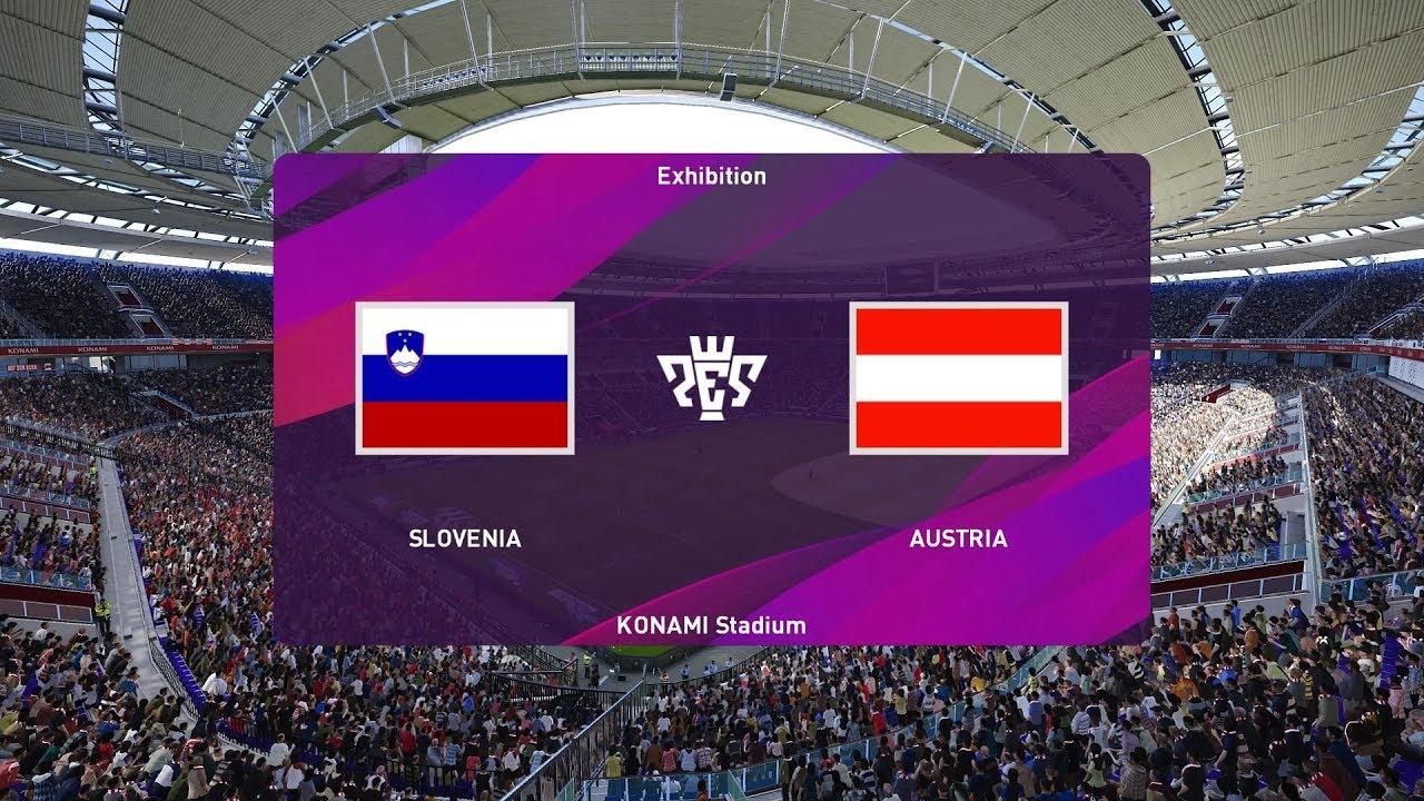 Словения - Австрия