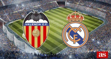 Валенсия - Реал Мадрид